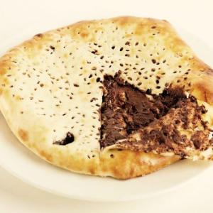 Chocolate Naan