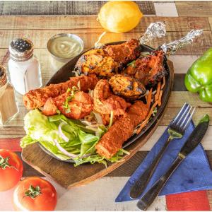 Tandoori Platter (2 pieces each)